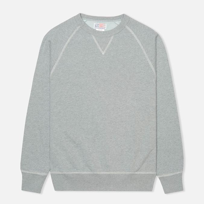 Garbstore Overdye Crew Men`s Sweatshirt Blue