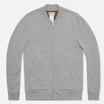 Мужская толстовка Garbstore PT Track Zip Jersey Grey фото- 0