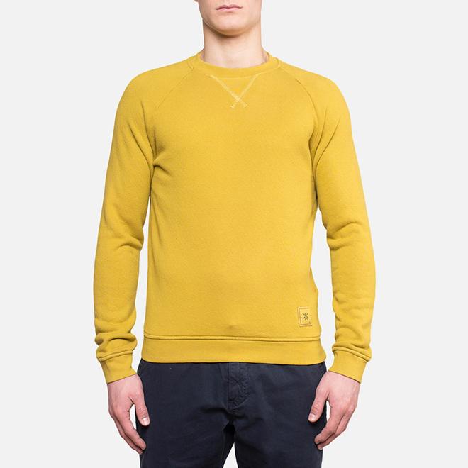 Мужская толстовка GJO.E 6TM18A Mustard