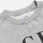 Детская толстовка C.P. Company U16 Fleece Crewneck Grey фото- 2