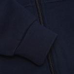 Детская толстовка Lacoste Zip Navy фото- 3