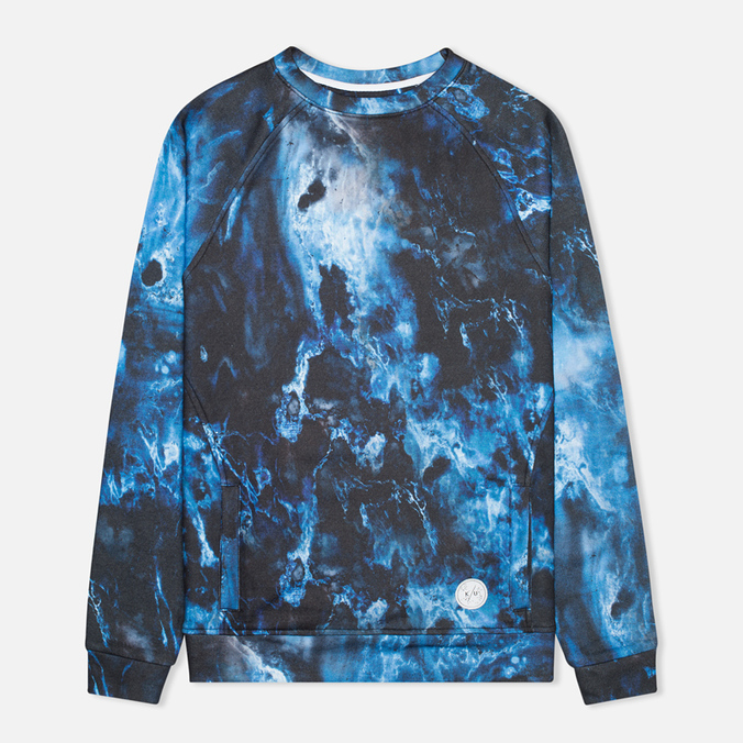 Мужская толстовка Kommon Universe Afterglow Crew Neck Navy