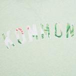 Мужская толстовка Kommon Universe Floral Crew Neck Green фото- 2