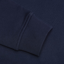 Мужская толстовка Lacoste Sport Crew Neck Solid Fleece Navy Blue фото- 3
