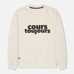 Lacoste Live Cours Toujours Print Sweatshirt Chine/Noir photo- 0