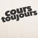 Lacoste Live Cours Toujours Print Sweatshirt Chine/Noir photo- 2