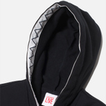 Мужская толстовка Lacoste Live Full Zip Hoody Black фото- 1