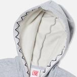 Мужская толстовка Lacoste Live Full Zip Hoody Grey фото- 1