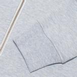 Мужская толстовка Lacoste Live Full Zip Hoody Grey фото- 4