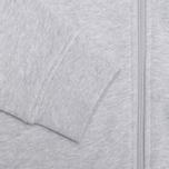 Мужская толстовка Lacoste Zip Argent Grey фото- 3