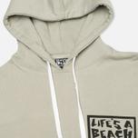 Мужская толстовка Life's A Beach All Sleeve Logo Grey фото- 1
