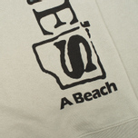 Life's A Beach Life Vert Men`s Sweatshirt Grey photo- 3