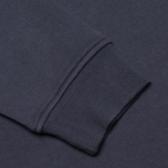 Мужская толстовка Lyle & Scott Crew Neck Fleece New Navy фото- 3