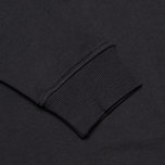 Мужская толстовка Lyle & Scott Crew Neck Fleece True Black фото- 3
