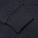 Мужская толстовка MA.Strum Crew Neck Track Dark Navy фото- 4