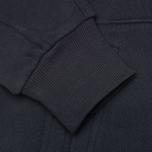 MA.Strum Crew Neck Track Sweatshirt Dark Navy photo- 4