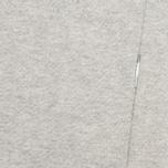 Мужская толстовка Maharishi Garment Dyed Crew Organic Loopback Grey Marl фото- 3