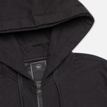 Maharishi Yama Control Track Organic Loopback Men`s Hoody Black photo- 1