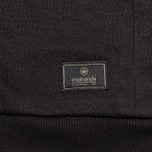 Maharishi Yama Control Track Organic Loopback Men`s Hoody Black photo- 3