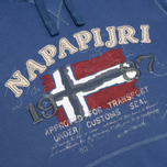Мужская толстовка Napapijri Bayk Summer Planet фото- 2