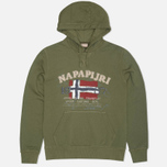 Napapijri Bayk Men`s Hoody Summer Thyme photo- 0