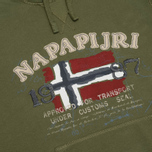 Napapijri Bayk Men`s Hoody Summer Thyme photo- 2