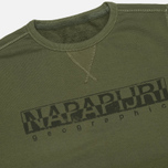 Мужская толстовка Napapijri Britain Summer Thyme фото- 1