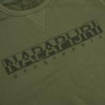Мужская толстовка Napapijri Britain Summer Thyme фото- 2