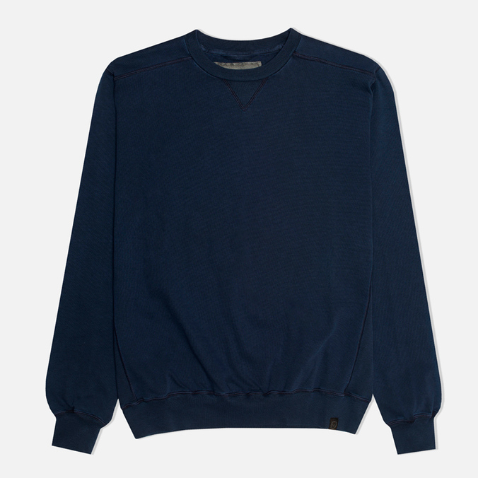 Мужская толстовка Nemen Vanistrong Cotton Crew Neck Navy