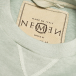 Nemen Vanistrong Cotton Crew Neck Men`s Sweatshirt Sage Green photo- 2