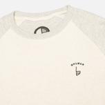 Orsman EMB Reverse Men`s Sweatshirt Grey/Ecru photo- 1