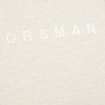 Мужская толстовка Orsman Quarter Crew Grey фото- 2