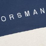 Мужская толстовка Orsman Quarter Crew Midnight фото- 2