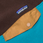 Patagonia Synch Snap Ts T-shirt Tobago Blue photo- 2