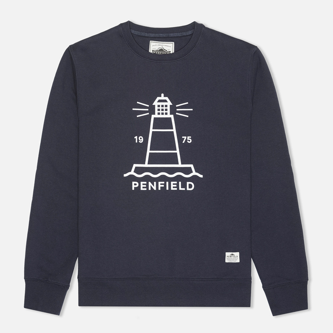 Penfield Hemmings Men`s Sweatshirt Navy