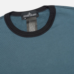 Stone Island Shadow Project Classic Crew Neck Felpa Co Men`s Sweatshirt Marine photo- 1