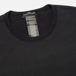 Stone Island Shadow Project Wide Men`s Sweatshirt Black photo- 1