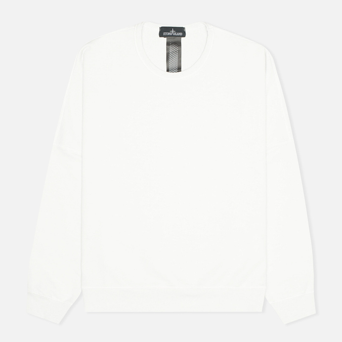 Мужская толстовка Stone Island Shadow Project Wide Light Grey