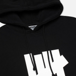 Undefeated 5 Strike Men`s Hoody Black photo- 1