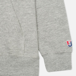 Undefeated 5 Strike Men`s Hoody Grey Heather photo- 3