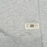Мужская толстовка Uniformes Generale SFSG Pocket Crew Neck Tea Grey Melange/White фото- 3