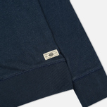 Мужская толстовка Uniformes Generale So Far So Good Pocket Crew Neck Indigo фото- 3