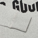 Мужская толстовка Uniformes Generale So Far So Good Pocket Crew Neck Tea Grey Melange/Black фото- 3