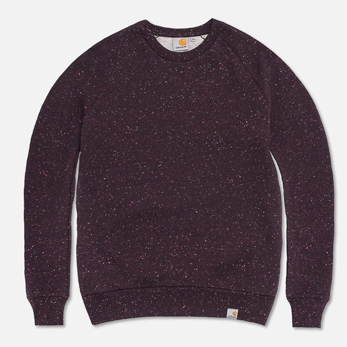 Женская толстовка Carhartt WIP X' Kemp Burnt Umber Heather