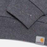 Женская толстовка Carhartt WIP X' Kemp Dark Grey фото- 3