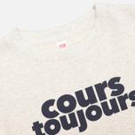 Женская толстовка Lacoste Live Avec Cours Toujours Chaux/Marine фото- 1