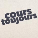 Женская толстовка Lacoste Live Avec Cours Toujours Chaux/Marine фото- 2