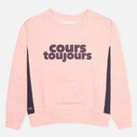 Женская толстовка Lacoste Live Avec Cours Toujours Coraux Chine/Marine фото- 0