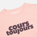 Женская толстовка Lacoste Live Avec Cours Toujours Coraux Chine/Marine фото- 1