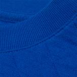 Женская толстовка Lacoste Live Crewneck Royal Blue фото- 3